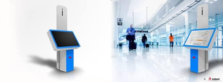 Digital Signage Gehäuse von Audipack