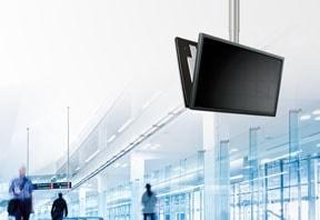 Deckenhalterungen für Projektoren