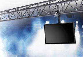 Trusshalterungen für Projektoren