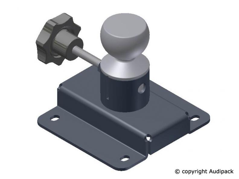 Deckenhalterung für manuelle Rotation