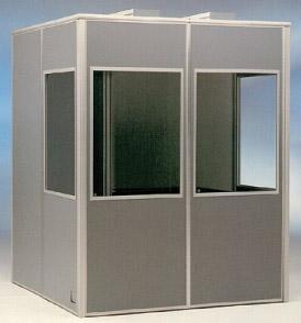 Dolmetscherkabine Silent 9300