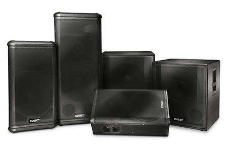 QSC Lautsprecher HPRiGroup