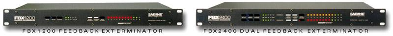 Sabine FBX-2400