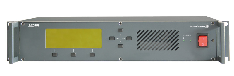 Zentrale MCS-D 200