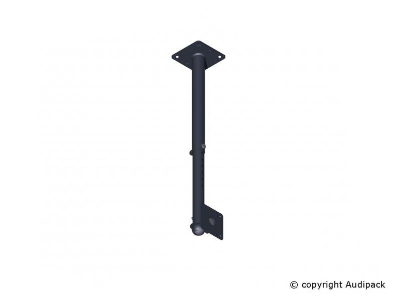 Projektorhalterung mit 90° Drehkopf