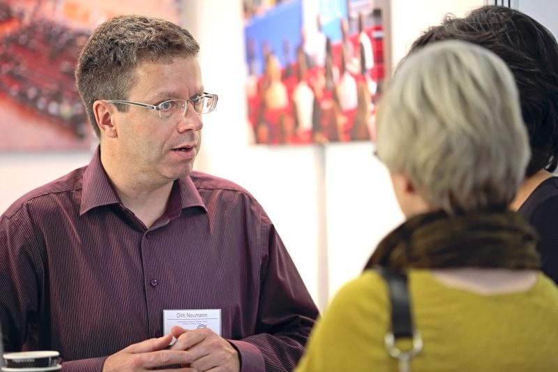 Dirk Neumann Geschäftsführer PCS GmbH