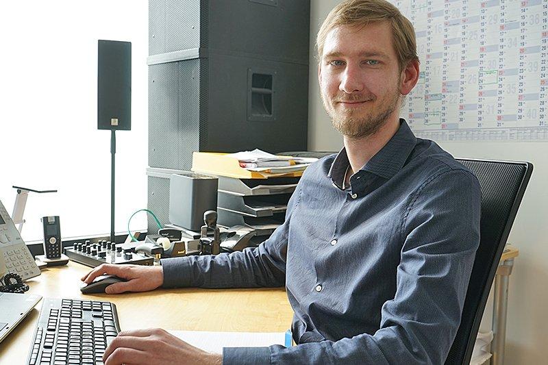 Sebastian Gegusch PCS-GmbH