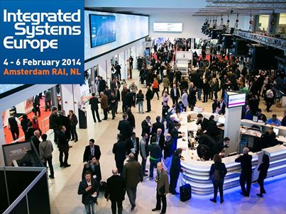 Integrated Systems Europe 2014 in Amsterdam