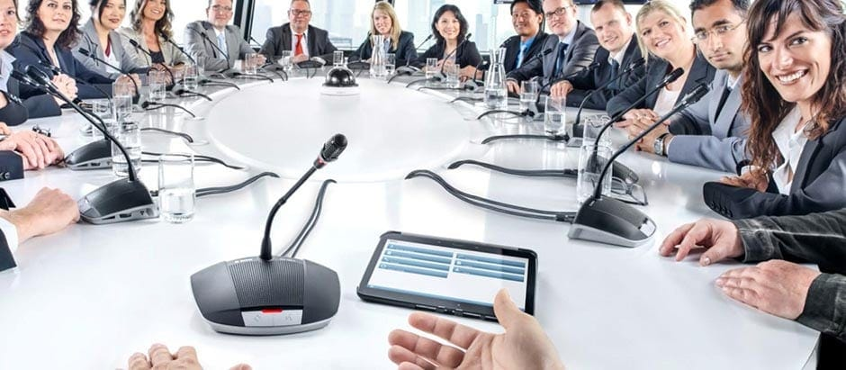 Bosch Digital Conference System CCS 1000 D