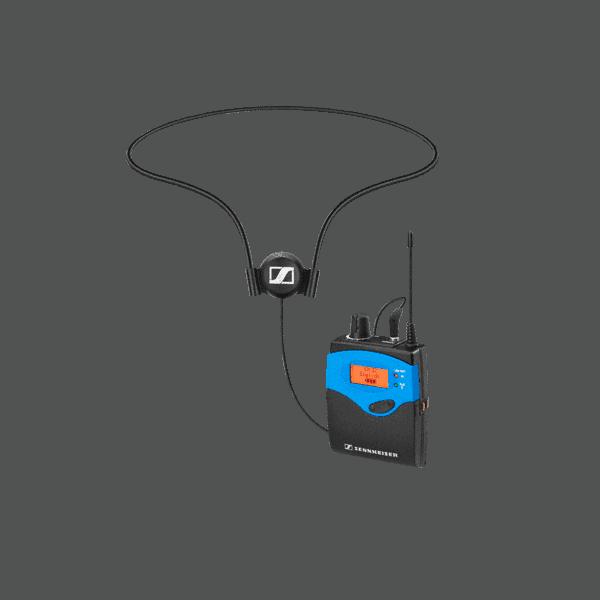 Sennheiser EK 1039 mit Induktionsschleife