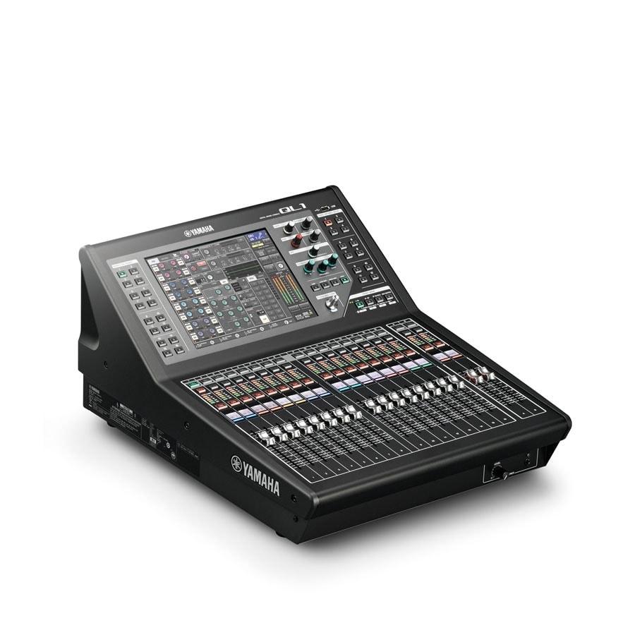 Mischpult-Yamaha-QL1