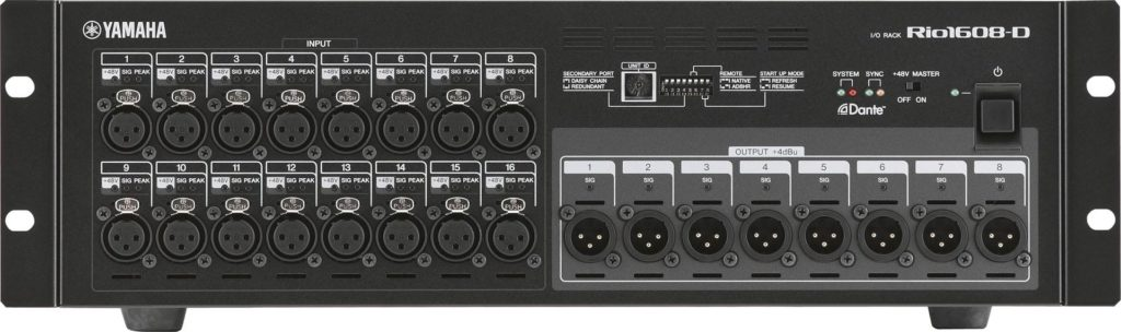 Yamaha-IO-Rack-RIO-1608-D